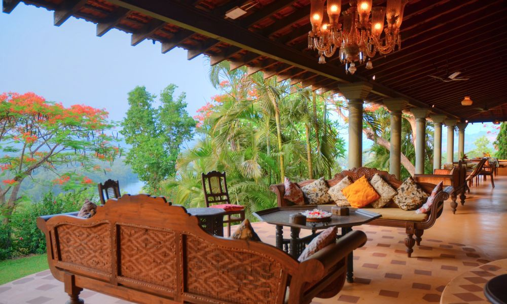 Villas in Goa, 1BHK Luxury Villa Candolim